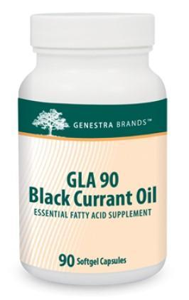 GLA 90 Black Currant Oil - 90 Softgel Capsules