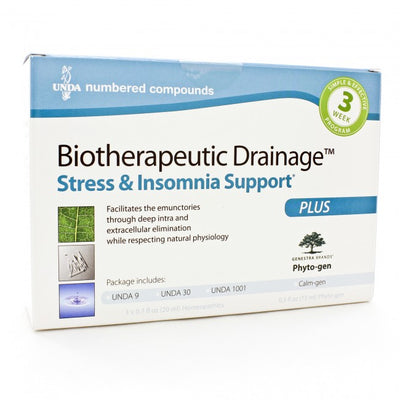 Stress & Insomnia Support