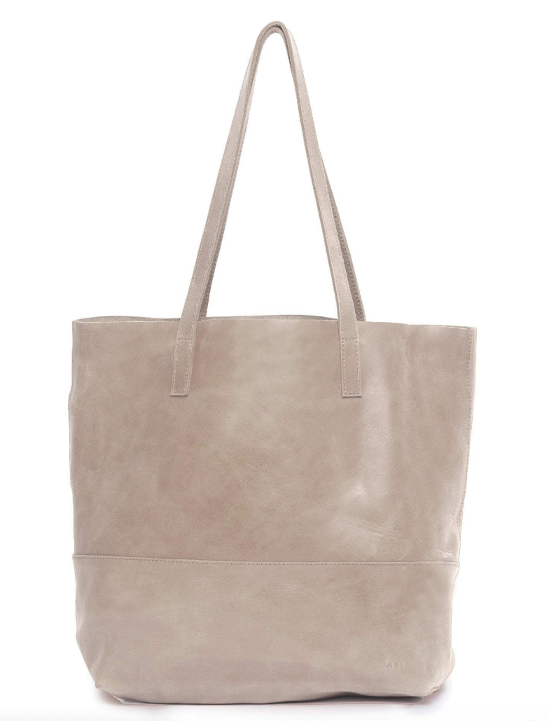 Mamuye Leather Tote | 2 Colors