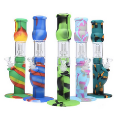 Silicone Bongs, Pipes & Tools