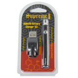 Supreme Slim 350 mAh Button Battery