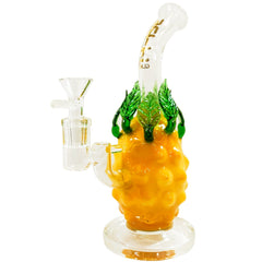Sci-Fi Glass Pineapple Waterpipe