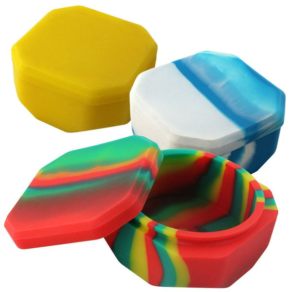 50ml Cubed Silicone Jar