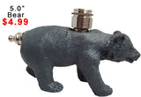 New Mini Animal Metal Pipe