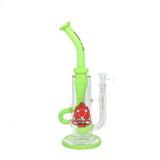 Sci-Fi Glass Slit Donut Klein Incycler