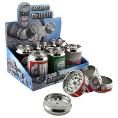 "Beer Can Grinder 4 part 2""inches - Tokers Hub"