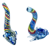 Animal Glass Pipe, Wig Wag (Wholesale)