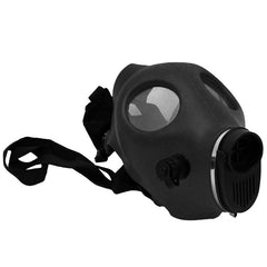Assorted Silicone Gas Mask with Acrylic Water Pipe - Tokers Hub