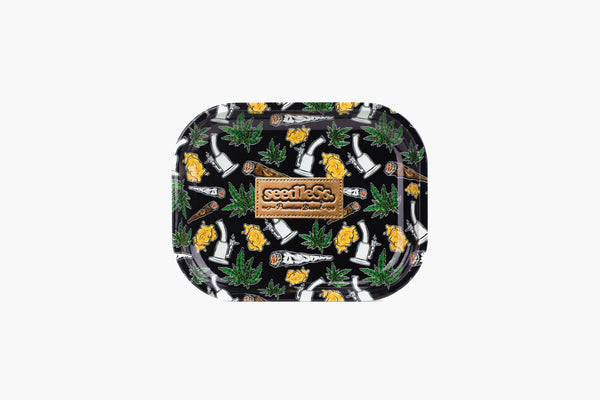 Seedless Essentials Rolling Trays 7'' X 5.5''- Small