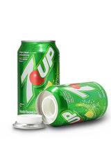 7 up 8oz Soda Safe Can