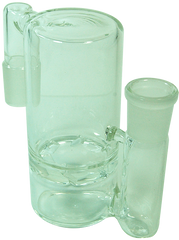 Single Tornedo Disc Glass Ash Catcher - Tokers Hub