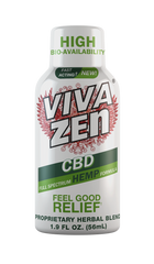 Viva Zen CBD Full Spectrum Shot