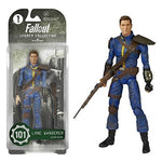 The Lone Wanderer Fallout PVC Figure 8""