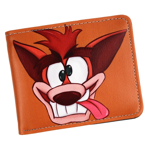 CRASH BANDICOOT  Wallet