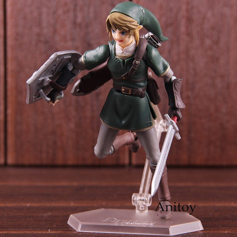 The Legend of Zelda Twilight Princess PVC Statue