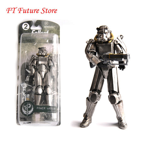 Brotherhood of Steel Power Armor Fallout PVC Figure 8""