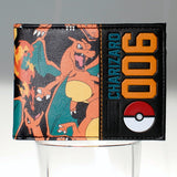 Pokemon Charizard 006 Wallet