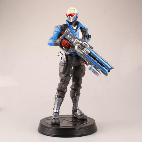 I've Got You In My Sights! Over Watch Soldier 76 PVC Statue