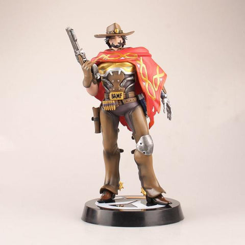 It's High Noon - Over Watch McCree PVC Statue