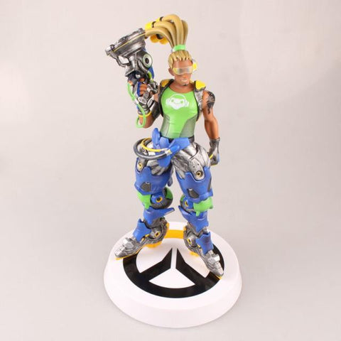 Let's Break it Down! Overwatch Lucio PVC Statue