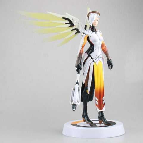 Hero's Never Die - Over Watch Mercy PVC Statue