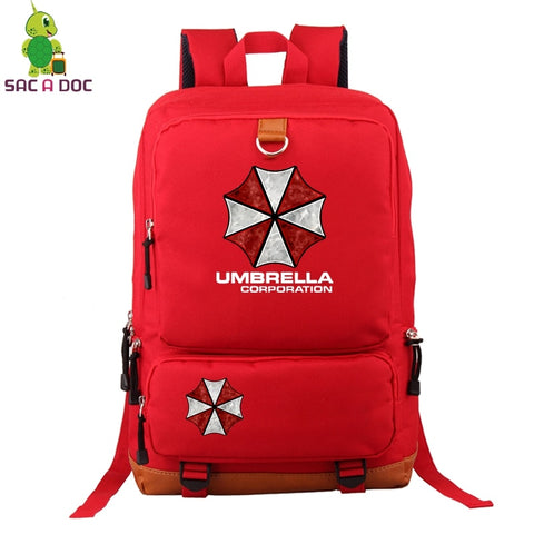 Umbrella Corporation Life Pack For Emergency Use ONLY!