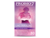 Probio7 Lactakalm Digestive health supplement for breastfeeding mothers 3 billion friendly bacteria