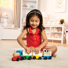 Load image into Gallery viewer, Melissa and Doug Farm Train