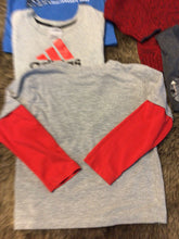 Load image into Gallery viewer, Phillip - PreLoved Sustainable Bundle- 5T boys Gymboree, Lands End, Adidas Marvel