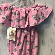 Load image into Gallery viewer, Jessica Simpson Bird Romper, Baby Girl, 0-3 Months