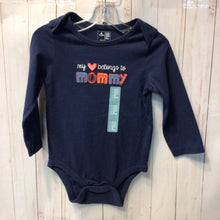 Load image into Gallery viewer, My Heart Belongs to Mommy - Baby Gap Bodysuit- NWT