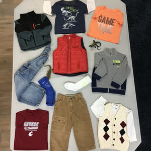 James 2T Boys Lot