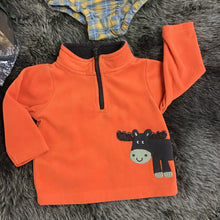 Load image into Gallery viewer, Noah- Duck Duck Moose - Boys 6m outfit