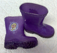 "Load image into Gallery viewer, Disney ""Frozen"" Girls Rain Boots -5c"