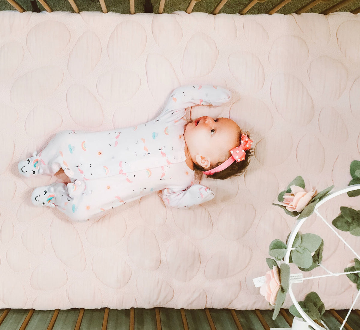 Organic Antimicrobial Safe The Best Crib Mattresses