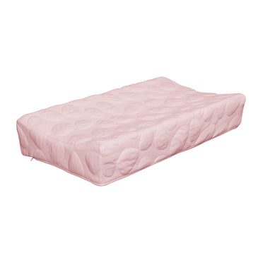 best contoured baby diaper changing pad pink girl nursery