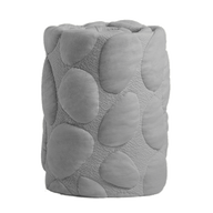 Organic Cotton Pebble Crib Mattress Covers