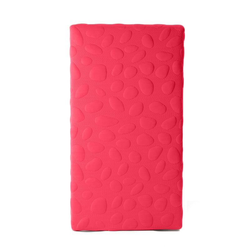Nook Best Organic Crib Mattress - Magenta