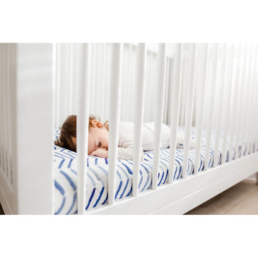 Jersey Cotton Crib Mattress Covers