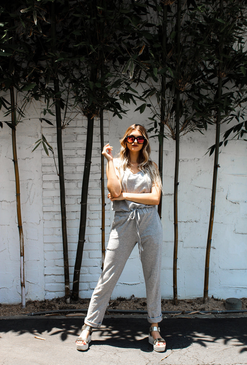 Monica knit jumpsuit