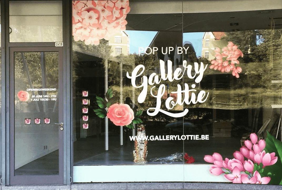 Gallery Lottie store in Oostduinkerke