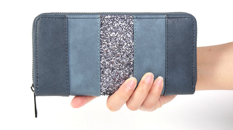 Wallets for Women Vintage Leather