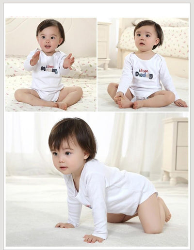 Baby Clothes & Newborn Clothes Rompers Long Sleeve