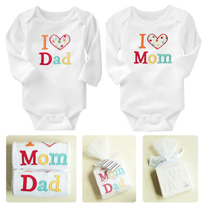 Baby  Rompers Long Sleeve 2 pcs./set