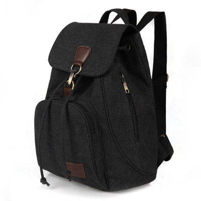 Backpacks for Women Canvas Preppy Style