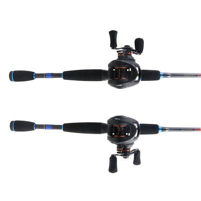 Fishing Rod  Reels Combo Left & Right Handed
