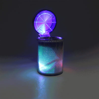 Ashtray with LED Light