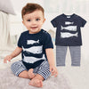 Baby Clothes O-Neck Short Sleeve