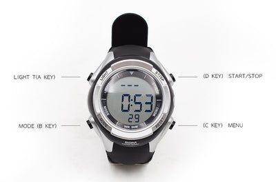 Heart Rate Monitor & Polar Watch Set