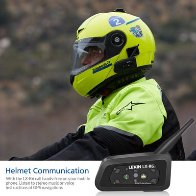 Bluetooth Motorcycle Helmet Headsets